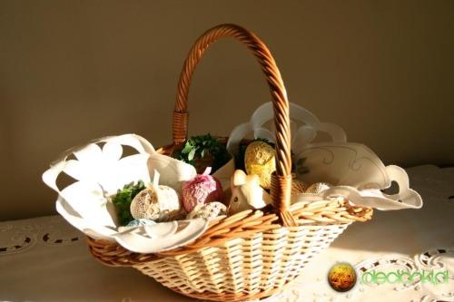 Wielkanocne koszyki