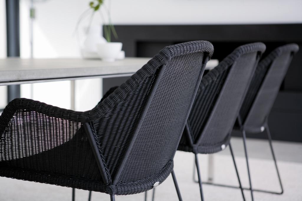 Nowoczesne Meble Ogrodowe Plastikowe : Meble ogrodowe Breeze Design by Strand+Hvass