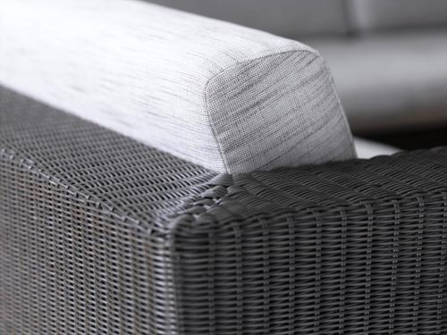 Meble wyplatane z włókna Weave Cane-line