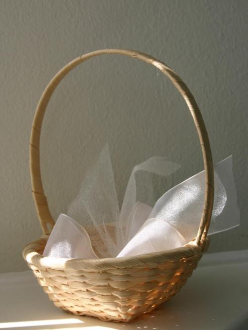 Koszyk bambusowy mini