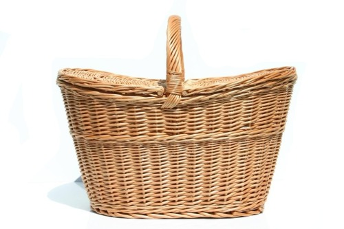 Winston wiklinowy kosz piknikowy