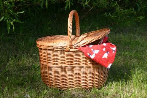 MARIE kosz piknikowy. Wiklinowy Dom