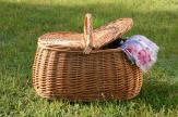 BM 226 wiklinowy kosz piknikowy. Wiklinowy Dom