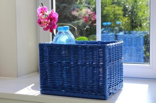 Willow Box koszyk w kolorze Modrym